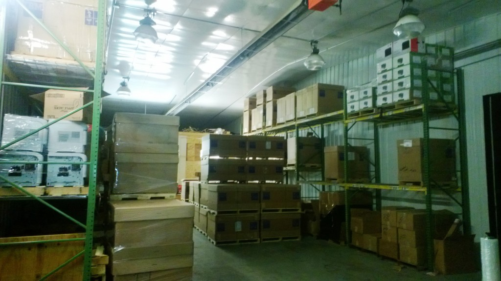 updated warehouse